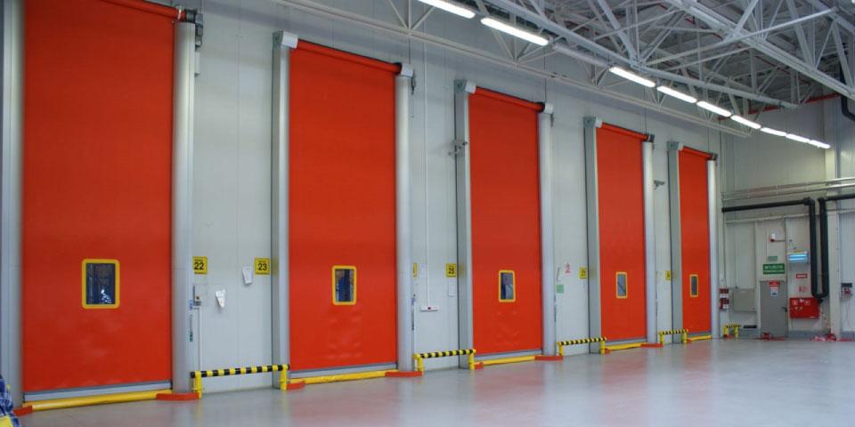 PVC Branda Kapılar